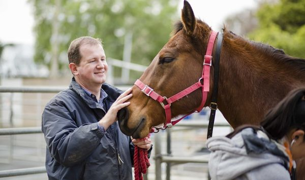 Image for Endocrinopathic Laminitis With Dr Simon Bailey